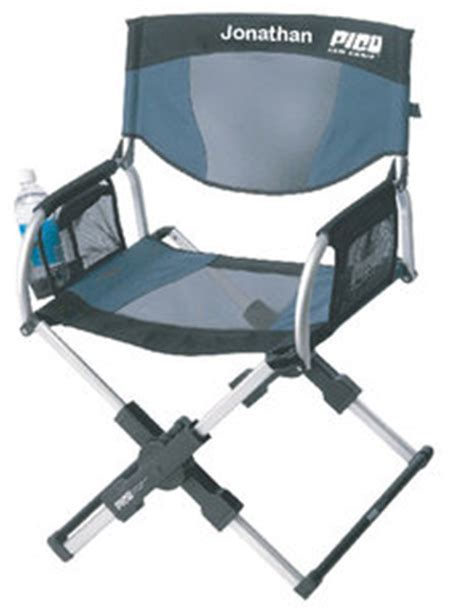 pico compact telescoping arm chair by gci outdoor