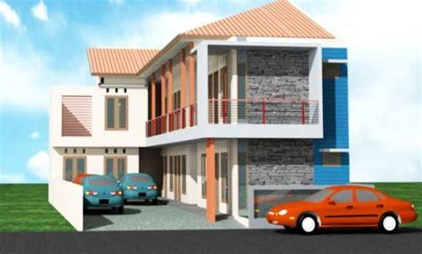 desain rumah minimalis bentuk