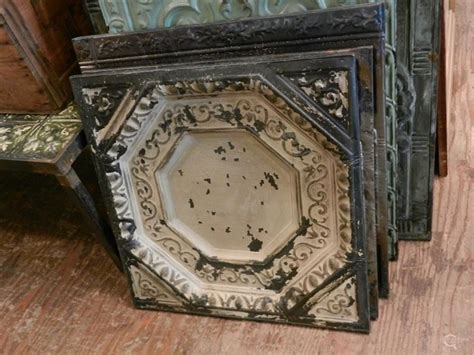 tin ceiling panels these make great picture frames just