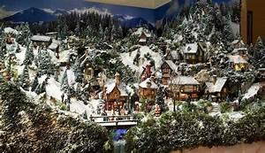 Village De Noel Miniature : village de no l 2014 jour petits mondes miniatures de no l ~ Teatrodelosmanantiales.com Idées de Décoration