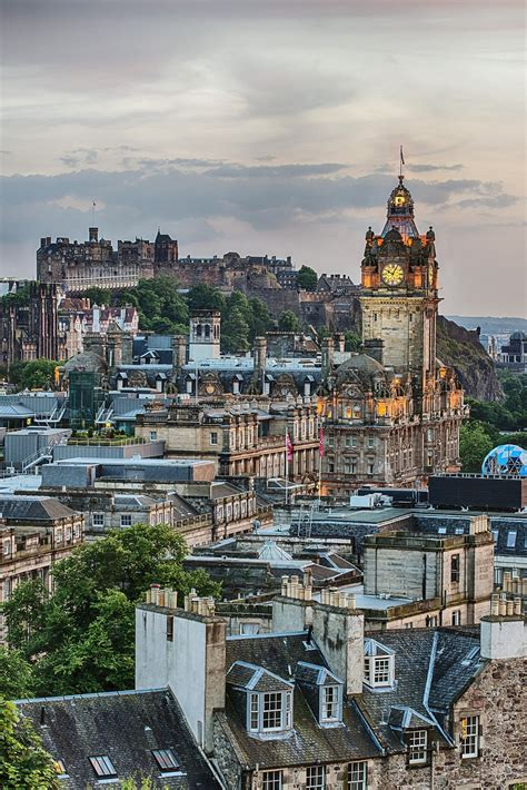 Must Visit Towns in Scotland