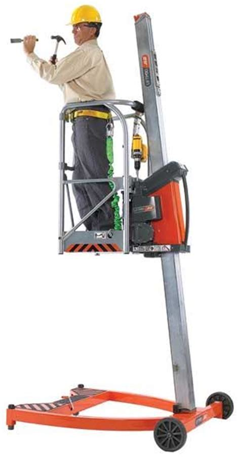 Product Watch: Liftpod Portable Man Lift   Tools of the