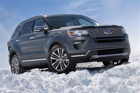 ford explorer towing capacity ford towing river
