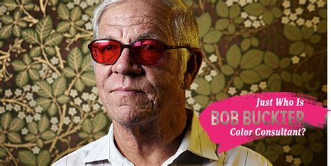 just who is bob buckter color consultant the bold