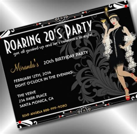 Hosting A Roaring 20s Party Hubpages