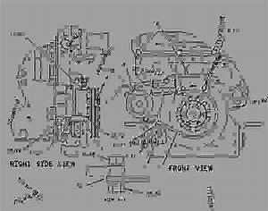 2093642 Mounting Group-alternator - Engine