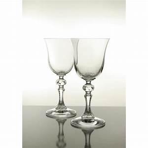 Verre A Vin : verres cristal vin rouge verres vin rouge en cristal prestige verre vin forme ouverte ~ Teatrodelosmanantiales.com Idées de Décoration