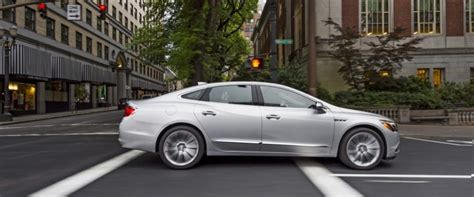 2019 Buick Lacrosse Changes, Updates, New Features Gm