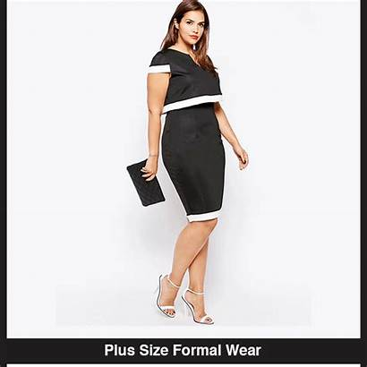 Dresses Curvy Outfits Pencil Clothes Female Skirts