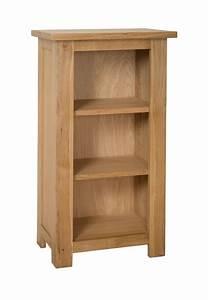SO Oak Small Bookcase Country Furniture Barn