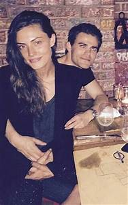 86 best images about Paul Wesley & Phoebe Tonkin on ...
