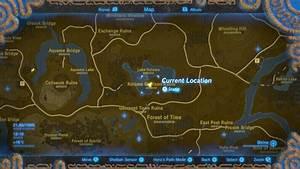 Zelda: Breath of the Wild Guide: Finding Midna's Helmet ...