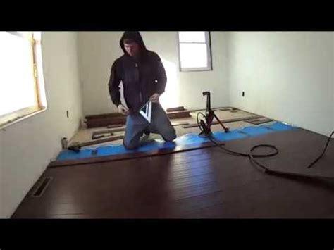 House Remodel  Part 47  Back Bedroom Flooring Youtube