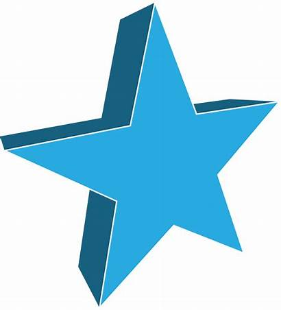 3d Star Clipart Outline Svg Vector Clipground
