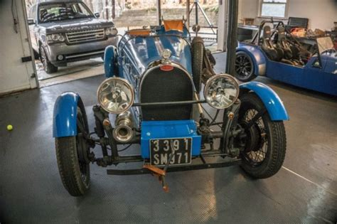 We fully disassembled the engine with the intention of rebuilding it, however, my client has. 1927 Bugatti Type 35 Replica Kit Car 35B / 37A - Like Jaguar MG Mercedes Morgan - Classic 1927 ...