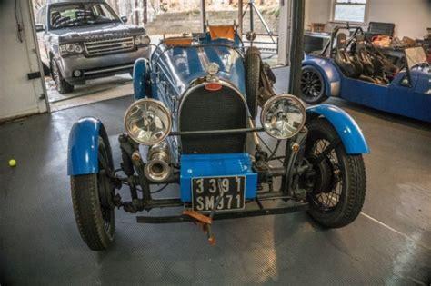 Car was originally built inca. 1927 Bugatti Type 35 Replica Kit Car 35B / 37A - Like Jaguar MG Mercedes Morgan - Classic 1927 ...
