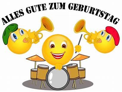 Geburtstag Gute Alles Zum Smiley German Wishes