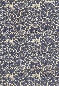Papier Peint Fleuri : papier peint fleuri gris papiers peints tapisseries ~ Premium-room.com Idées de Décoration
