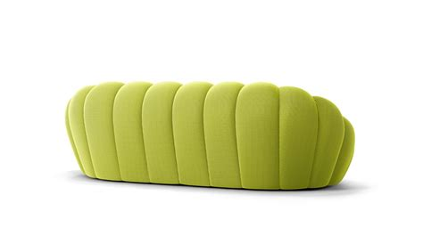 canape roche et bobois large 3 seat sofa roche bobois