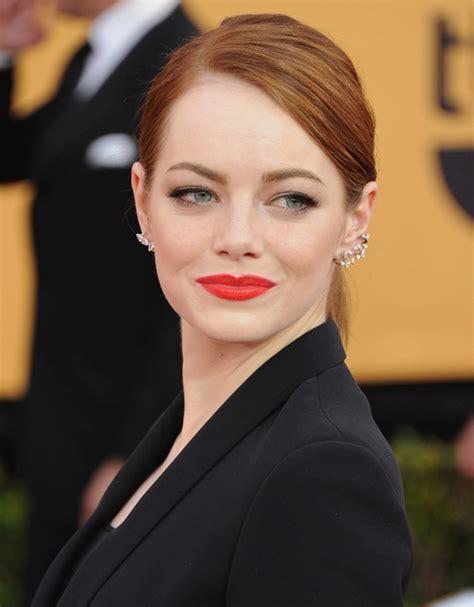Inspiración De Maquillaje: Labios Rojos | Cut & Paste ...