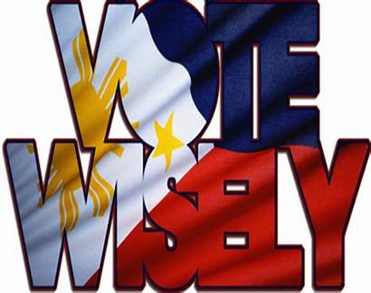 Barangay Elections Voters Right Vote Wisely Voting