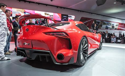 2019 Toyota Ft 1 by 2018 Toyota Ft 1 Concept Review 2018 2019