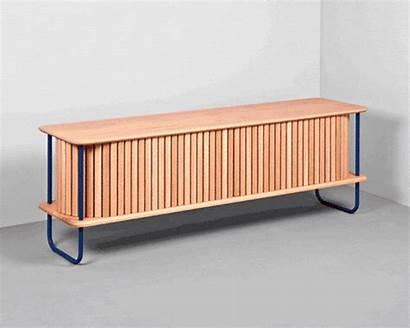 Sideboard Craft Oak Barcelona Figuera Goula Solid