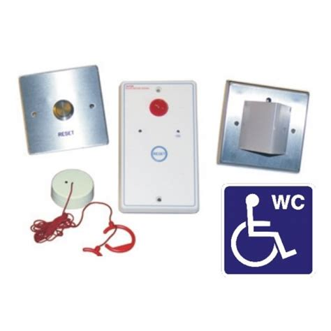 baldwin boxall disabled toilet alarm assistance call kit half stainless steel bvocdtas