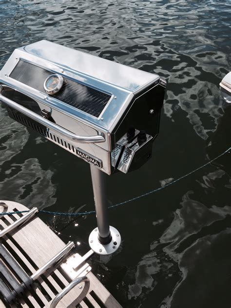 Boat Grills by Best Marine Grill For Boat Page 2 The Hull