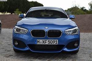 Serie 1 Sport : 2015 bmw 1 series facelift with m sport package in estoril blue ~ Medecine-chirurgie-esthetiques.com Avis de Voitures