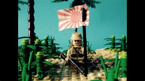lego ww battle  guadalcanal youtube