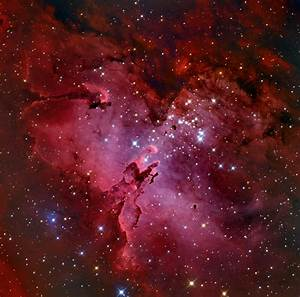APOD: 2014 June 7 - M16 and the Eagle Nebula