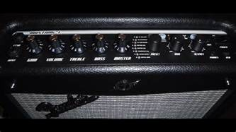 fender mustang 1 v2 amp review