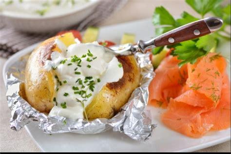 recette de cuisine weight watchers pomme de terre à la crème aux ciboulettes weight watchers
