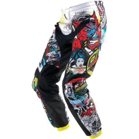 O Neal Racing Element Villain Men S Off Road Dirt Bike