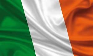 Orange Vert Quel Couleur : drapeau irlandais couleurs et histoire du drapeau officiel d 39 irlande ~ Dallasstarsshop.com Idées de Décoration