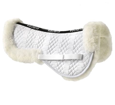 half pony pad spine sheepskin ovation europa solid ponies gifts gift guide