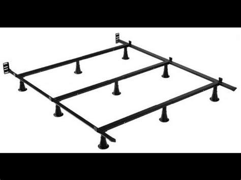 metal bed frame by leggett platt youtube