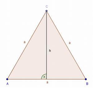Dreieck Umfang Berechnen : formelsammlung dreieck ~ Themetempest.com Abrechnung