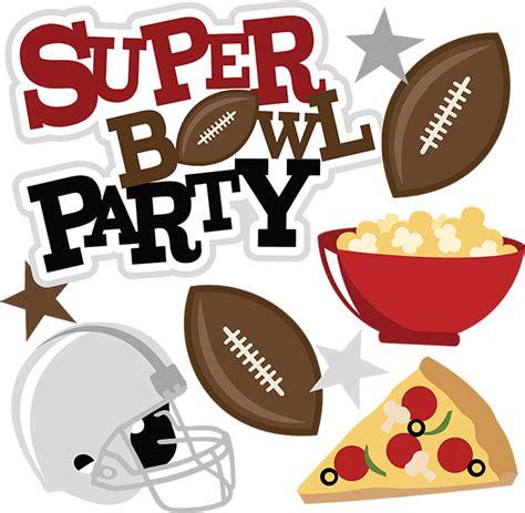 Super Bowl Party Svg Scrapbook Collection Super Bowl Svg