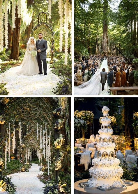 Sean Parker Lord of the Rings Themed Wedding