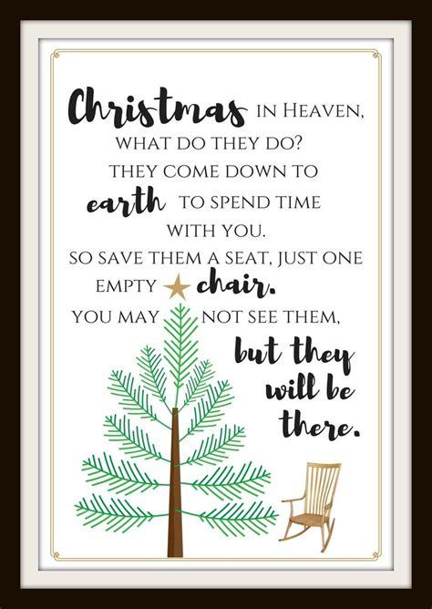 christmas  heaven printable   love simply