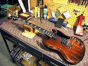 The Mad  Guitar  Scientist U0026 39 S Lab Equipment List