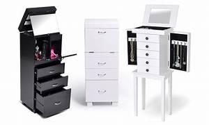 Meuble De Maquillage : meuble rangement maquillage groupon shopping ~ Teatrodelosmanantiales.com Idées de Décoration