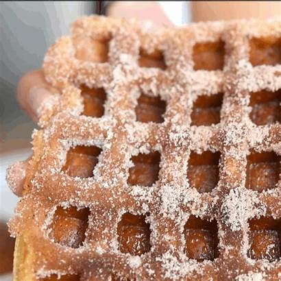 Churros Waffles Taste Easy Trick Makes Buzzfeed