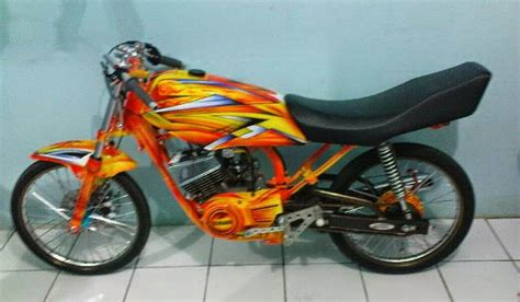 Toko Bagus Motor Rx King Medan by Gambar Modifikasi Rx King Variasi Mortech Panduan