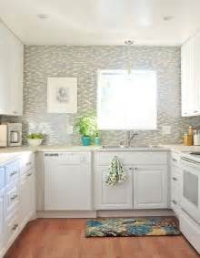 kitchen backsplashes home depot get this look luxury and style in a small kitchen shelters small kitchens and shades of blue