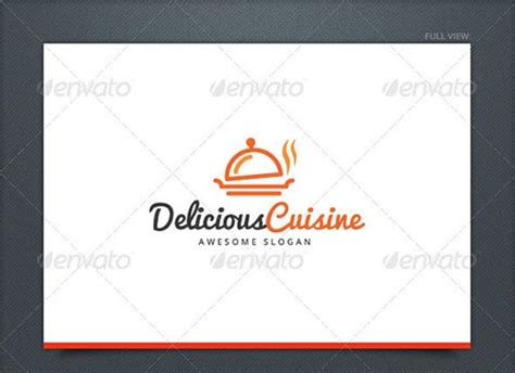 A delicious logo also has an important say. Food and Drink Logo Designs Inspiration - DzineWatch