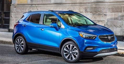 2019 Buick Encore Specs, Interior And Release Date Final