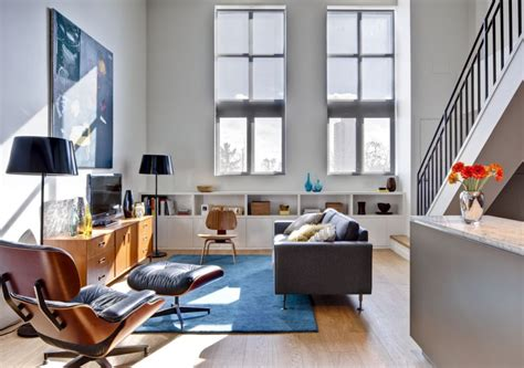 loft design by riverdale loft design by beauparlant design architecture interior design ideas and